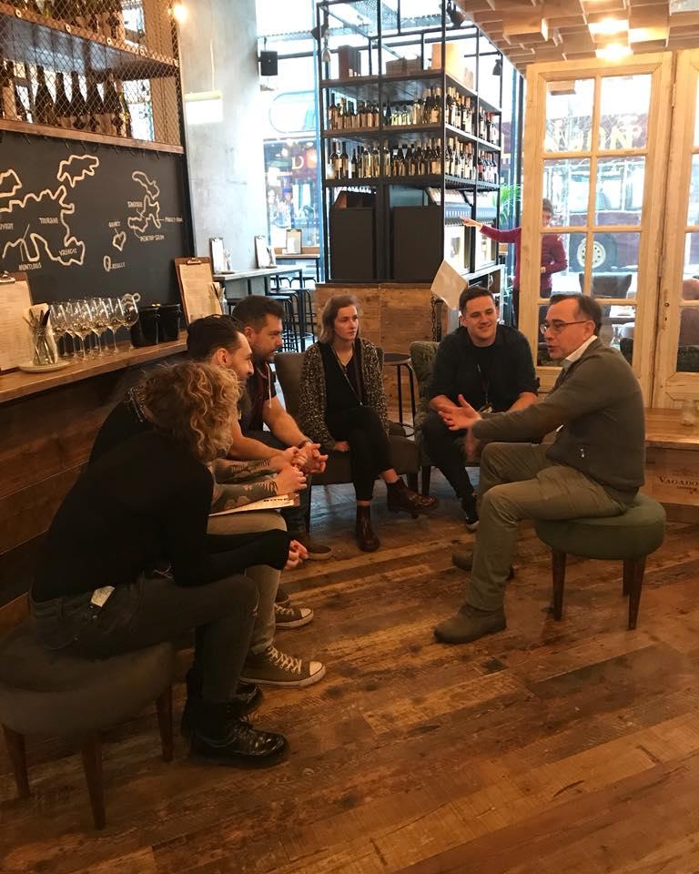 A Londra con Vagabond Wines
